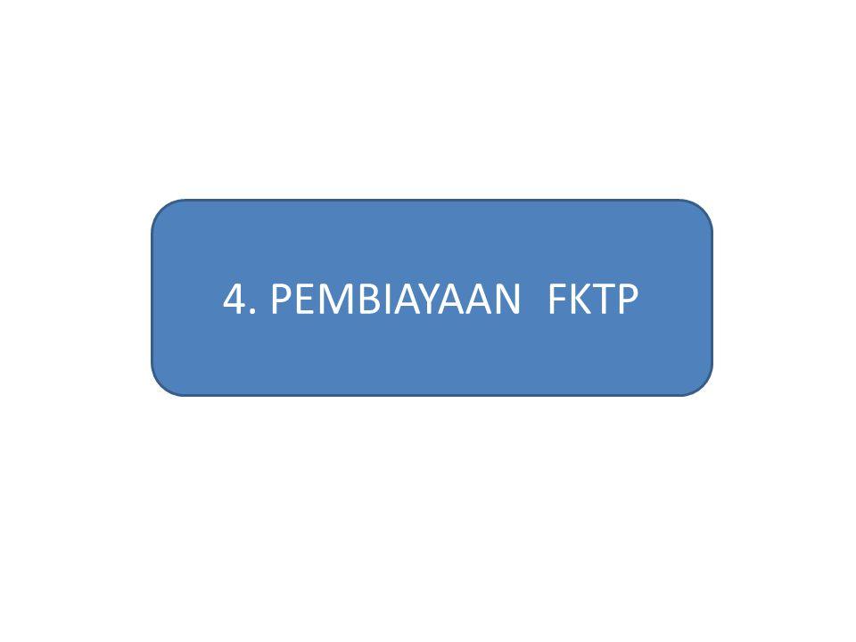 4. PEMBIAYAAN FKTP