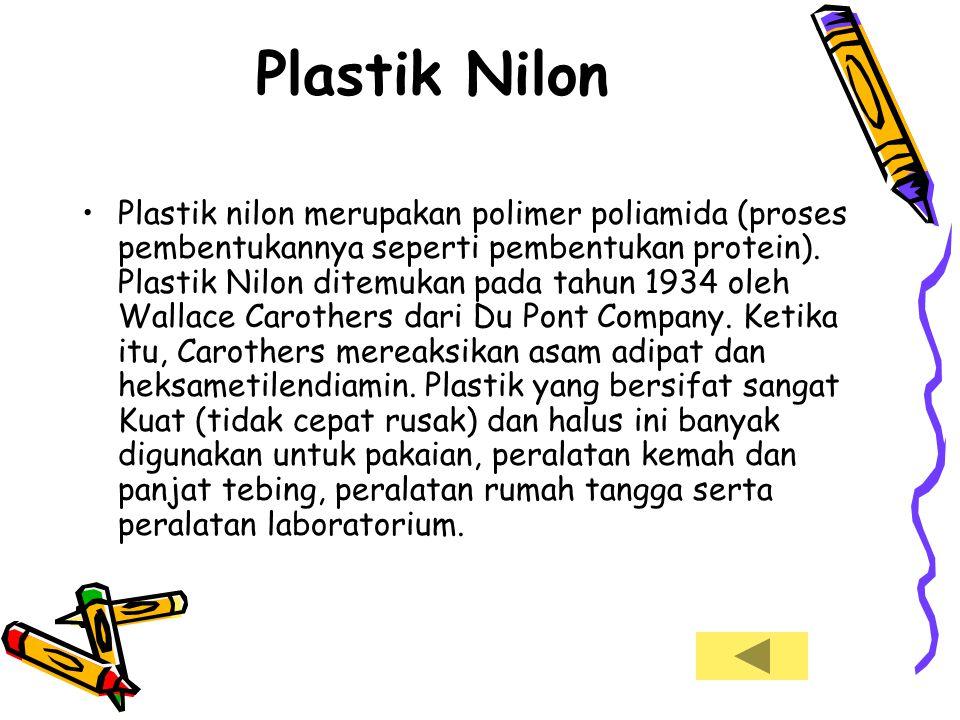 Plastik Nilon