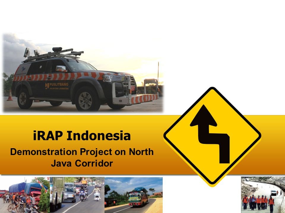Demonstration Project on North Java Corridor