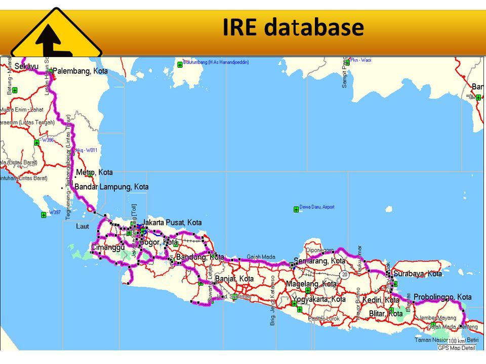 IRE database