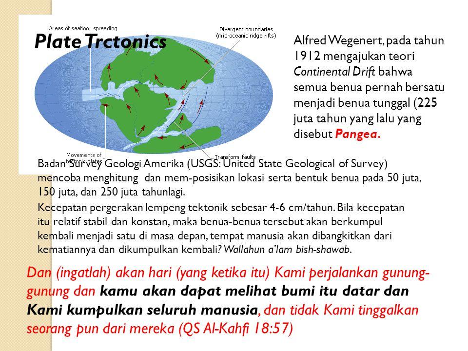 Plate Trctonics