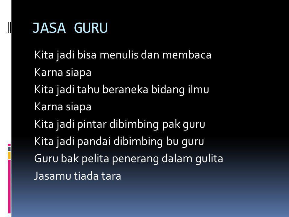 JASA GURU