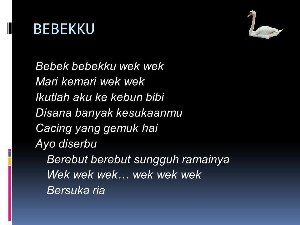 BEBEKKU