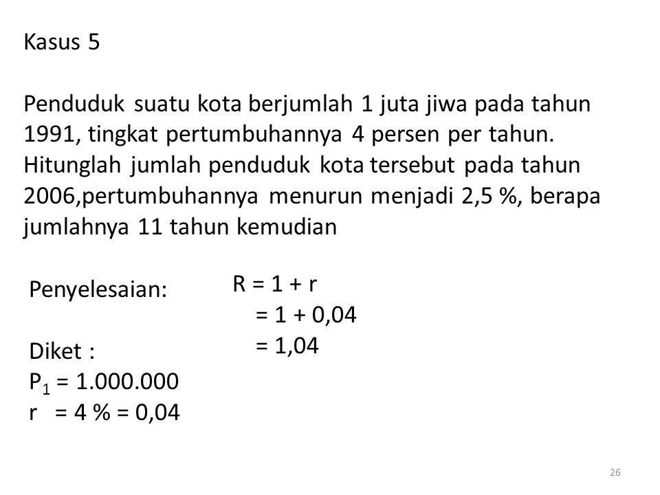 Kasus 5