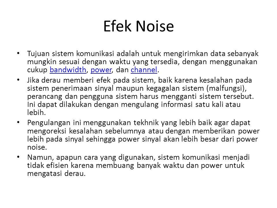 Efek Noise