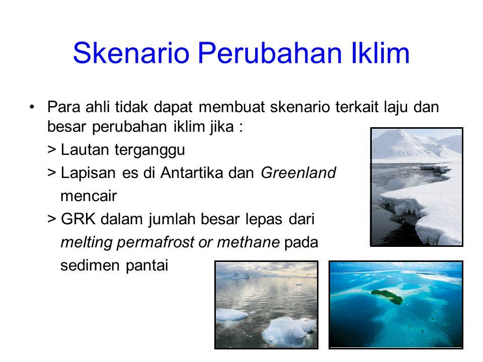 Skenario Perubahan Iklim