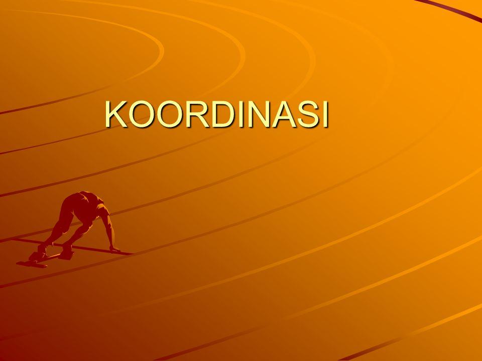 KOORDINASI
