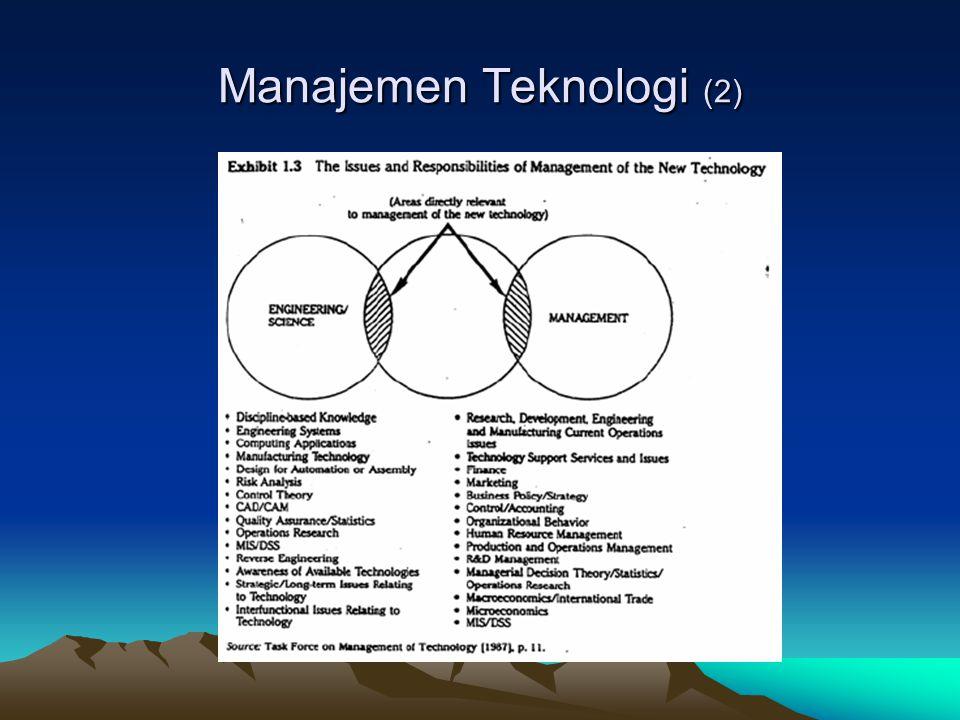 Manajemen Teknologi (2)