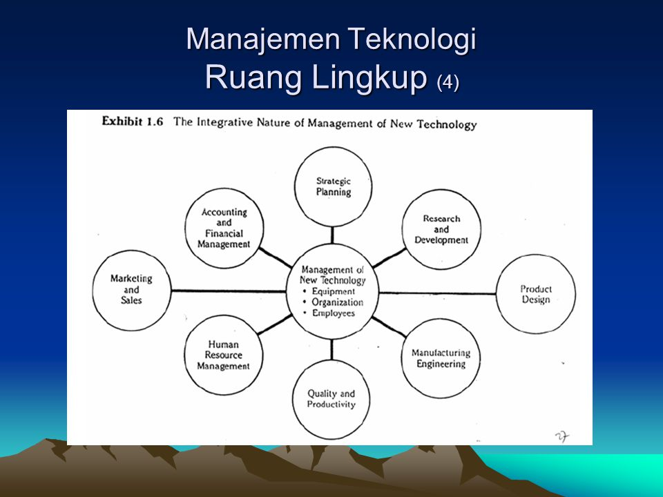 management and new technology A solid change management plan will make the implementation of new technologies much easier.