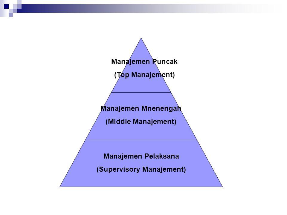 (Supervisory Manajement)