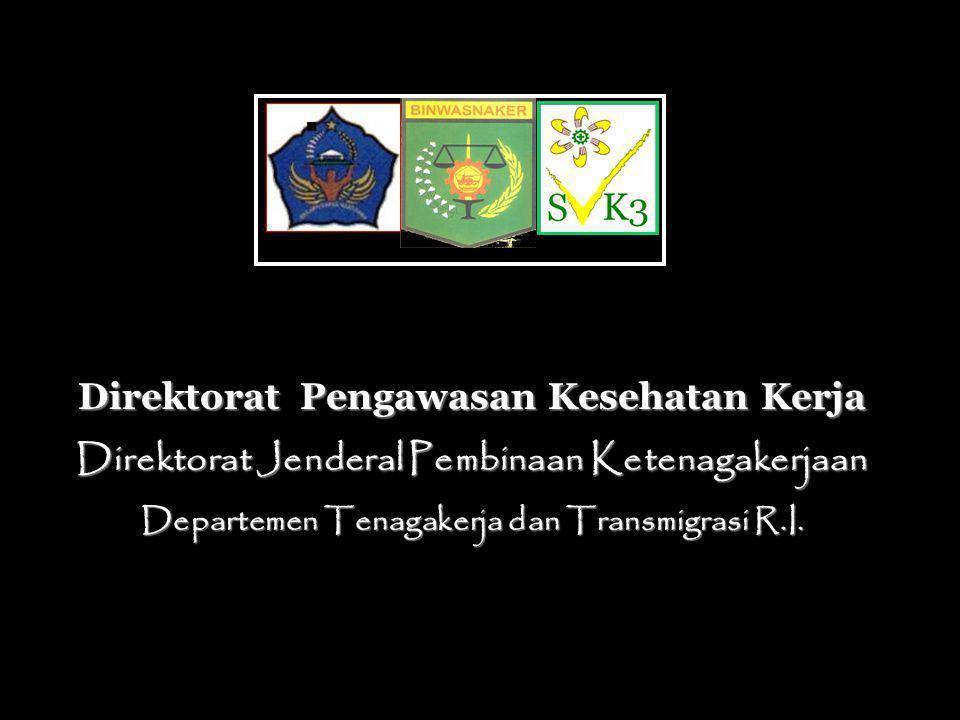 Direktorat Pengawasan Kesehatan Kerja