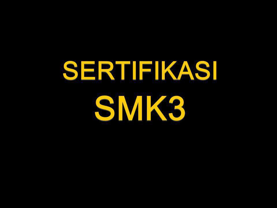 SERTIFIKASI SMK3
