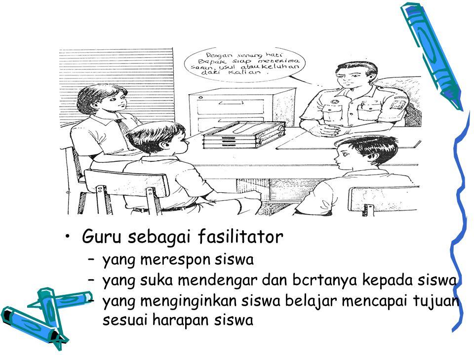 Guru sebagai fasilitator
