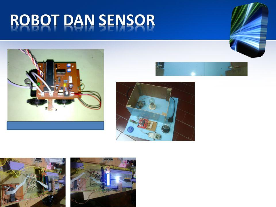 ROBOT DAN SENSOR