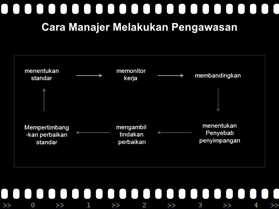 Cara Manajer Melakukan Pengawasan