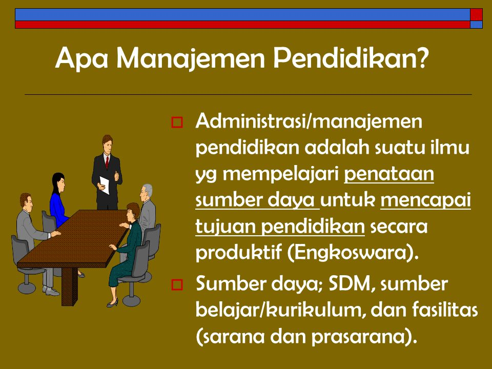 Apa Manajemen Pendidikan