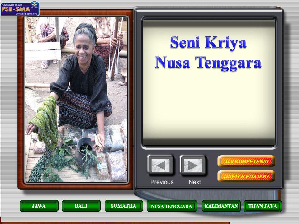 Seni Kriya Nusa Tenggara