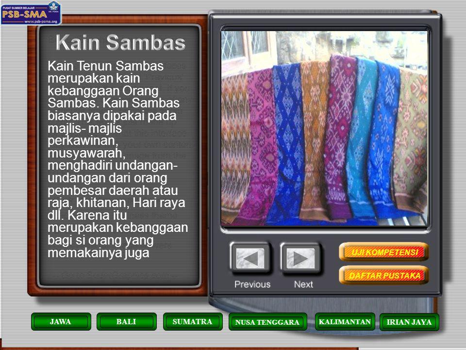 Kain Sambas