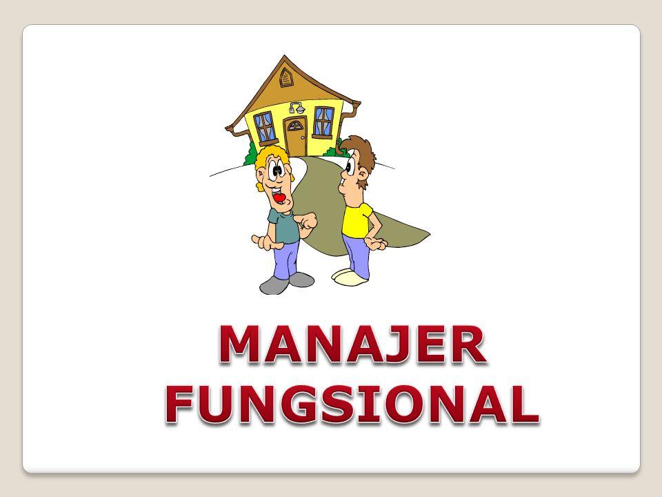 MANAJER FUNGSIONAL