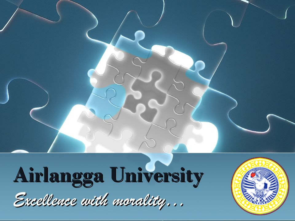Excellence with morality…