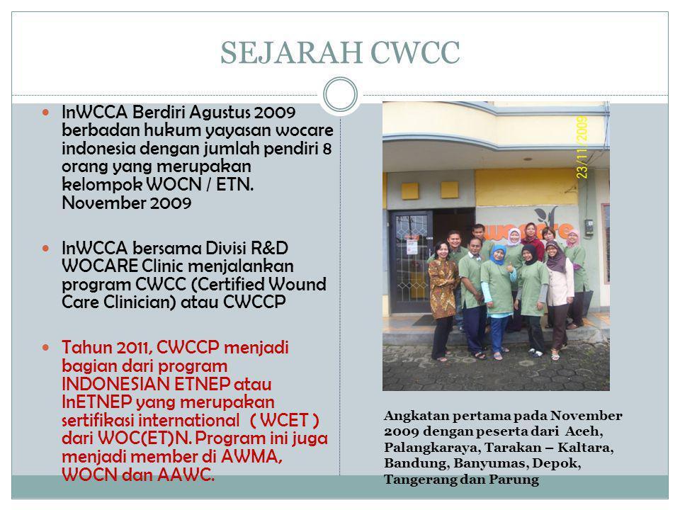 SEJARAH CWCC