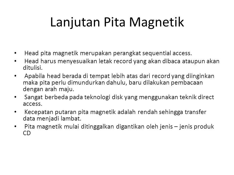 Lanjutan Pita Magnetik