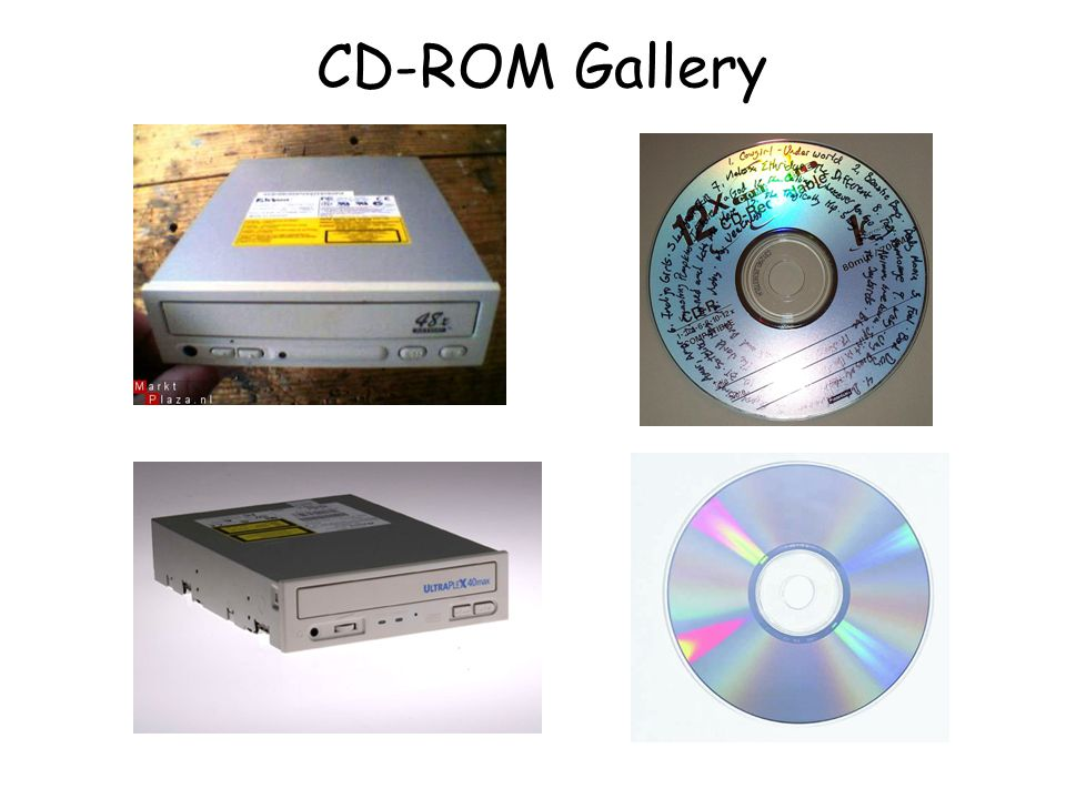 CD-ROM Gallery
