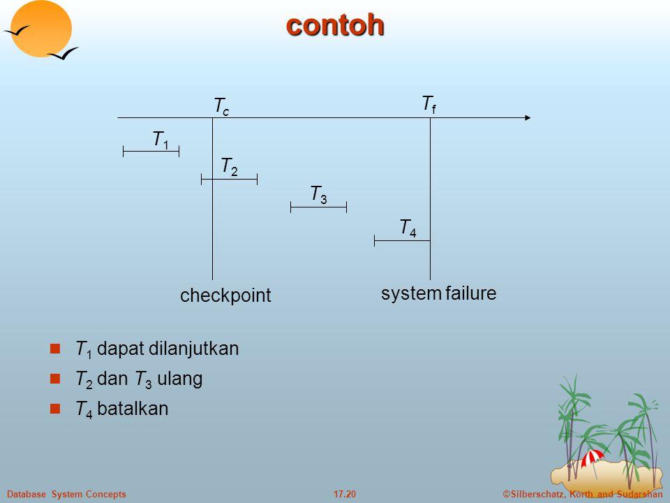 contoh Tc Tf T1 T2 T3 T1 dapat dilanjutkan T4 T2 dan T3 ulang