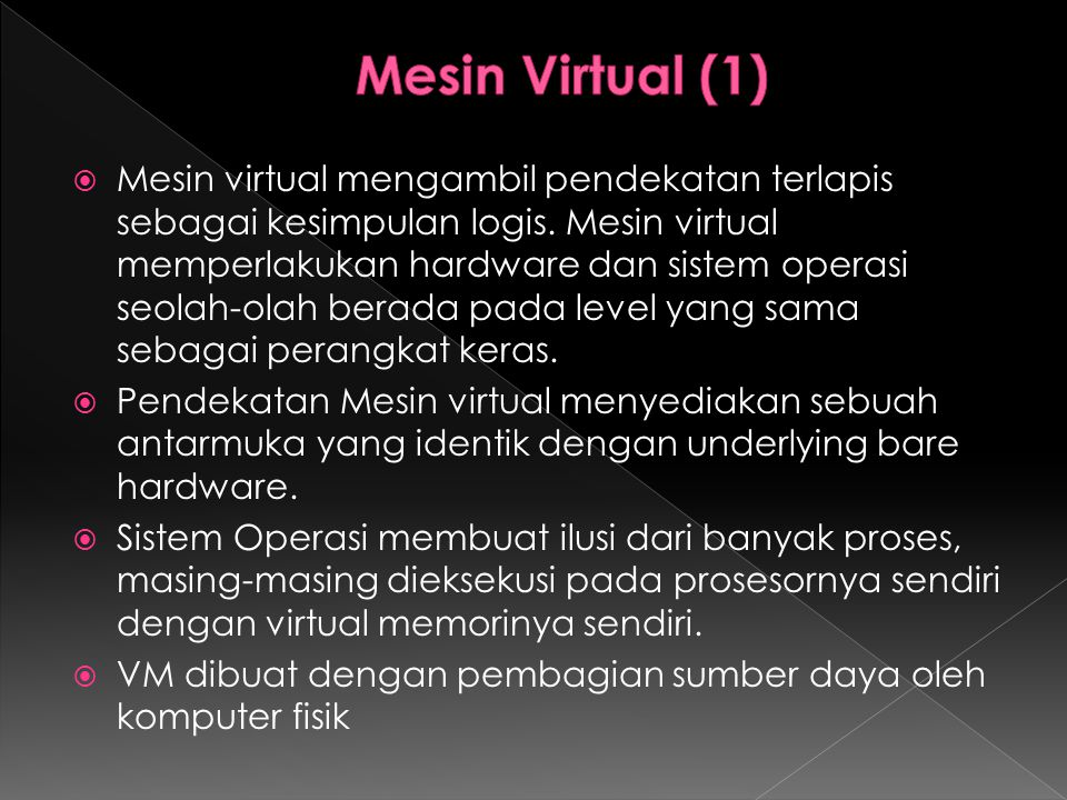 Mesin Virtual (1)