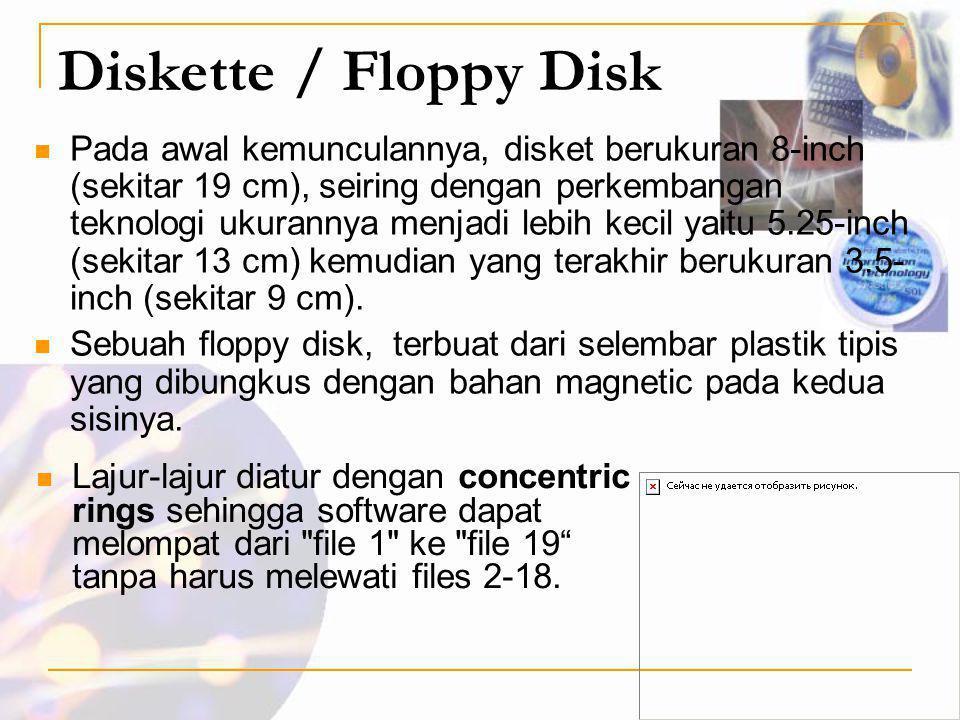 Diskette / Floppy Disk