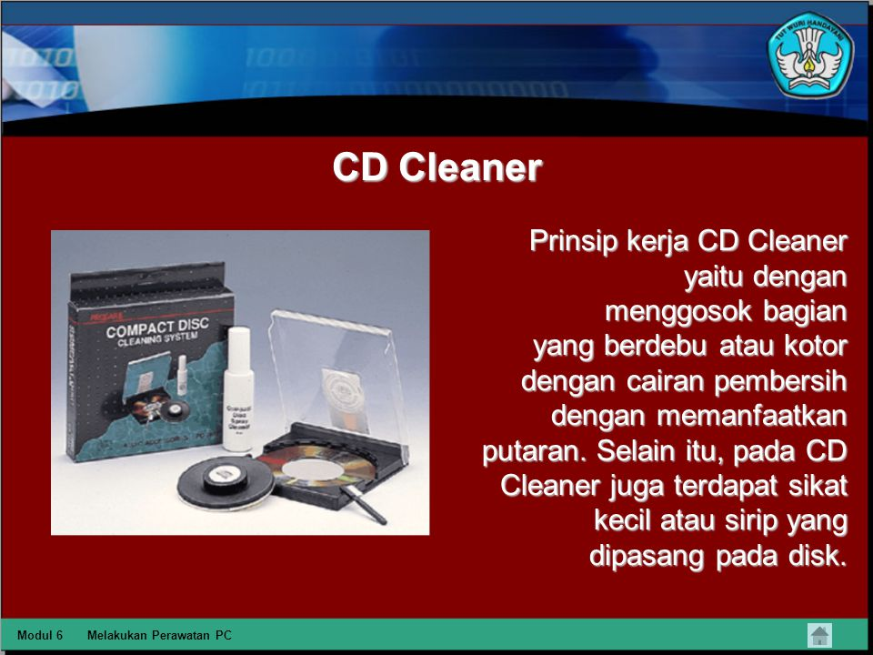 CD Cleaner