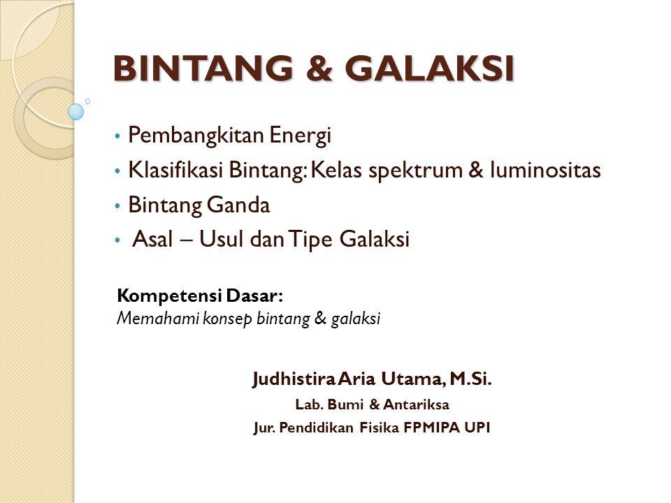 Judhistira Aria Utama, M.Si. Jur. Pendidikan Fisika FPMIPA UPI