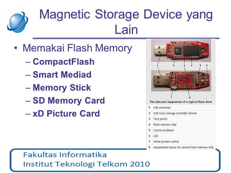 Magnetic Storage Device yang Lain