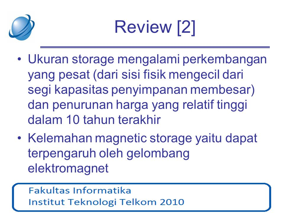Review [2]