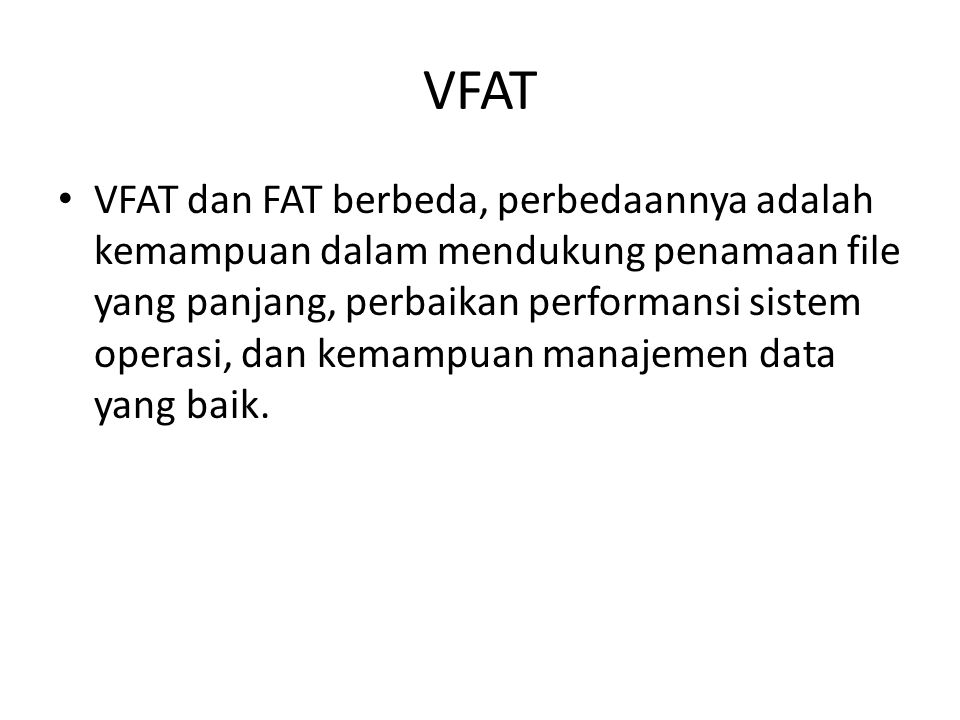 VFAT