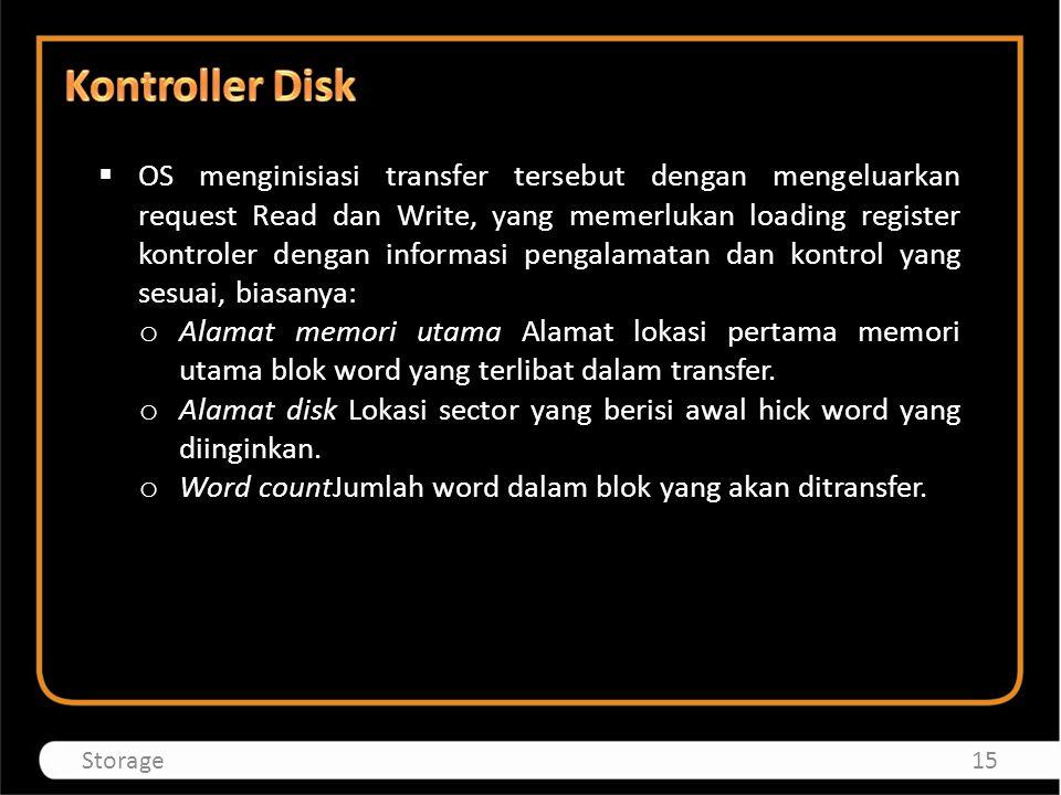 Kontroller Disk