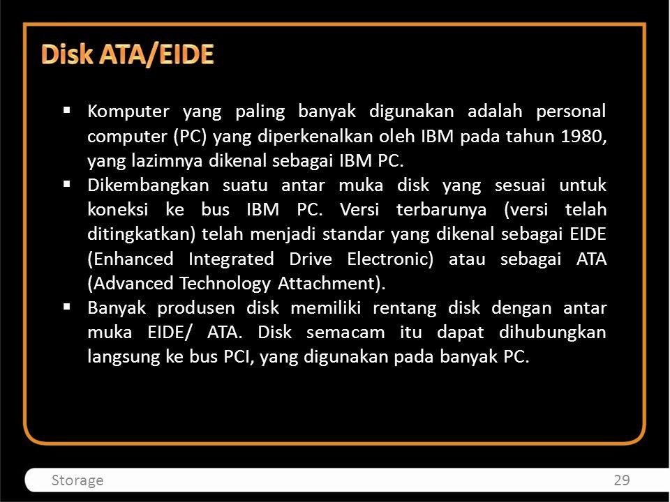 Disk ATA/EIDE