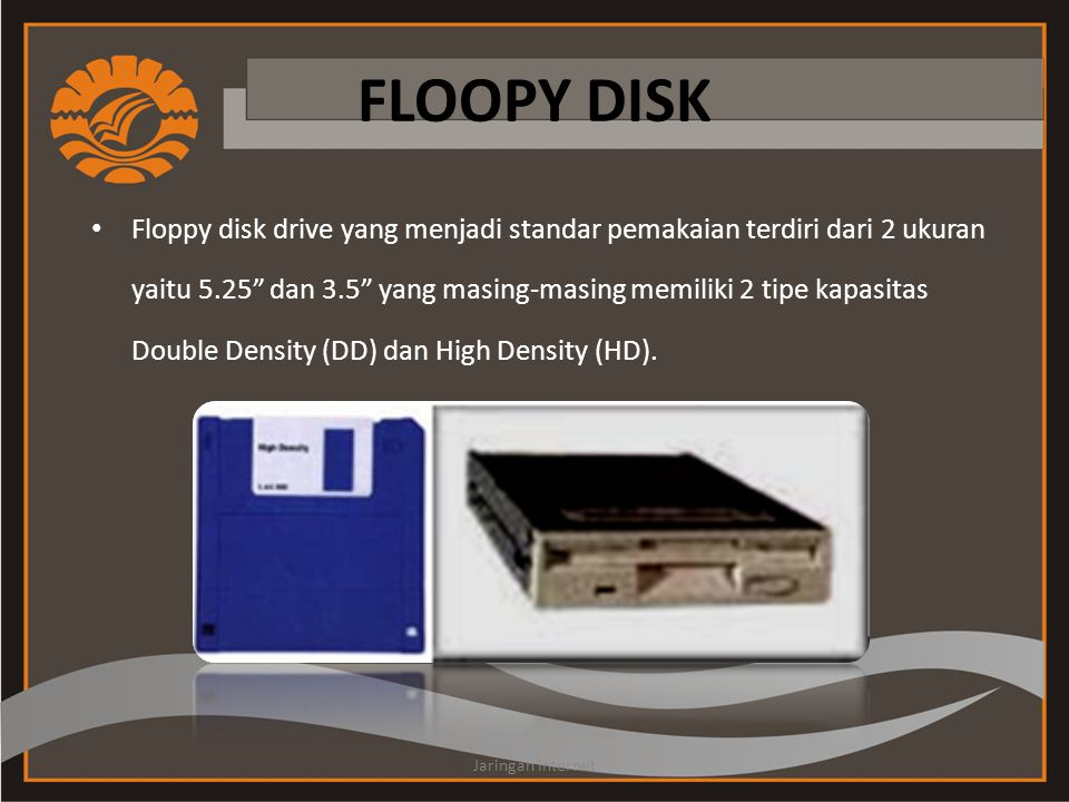 FLOOPY DISK