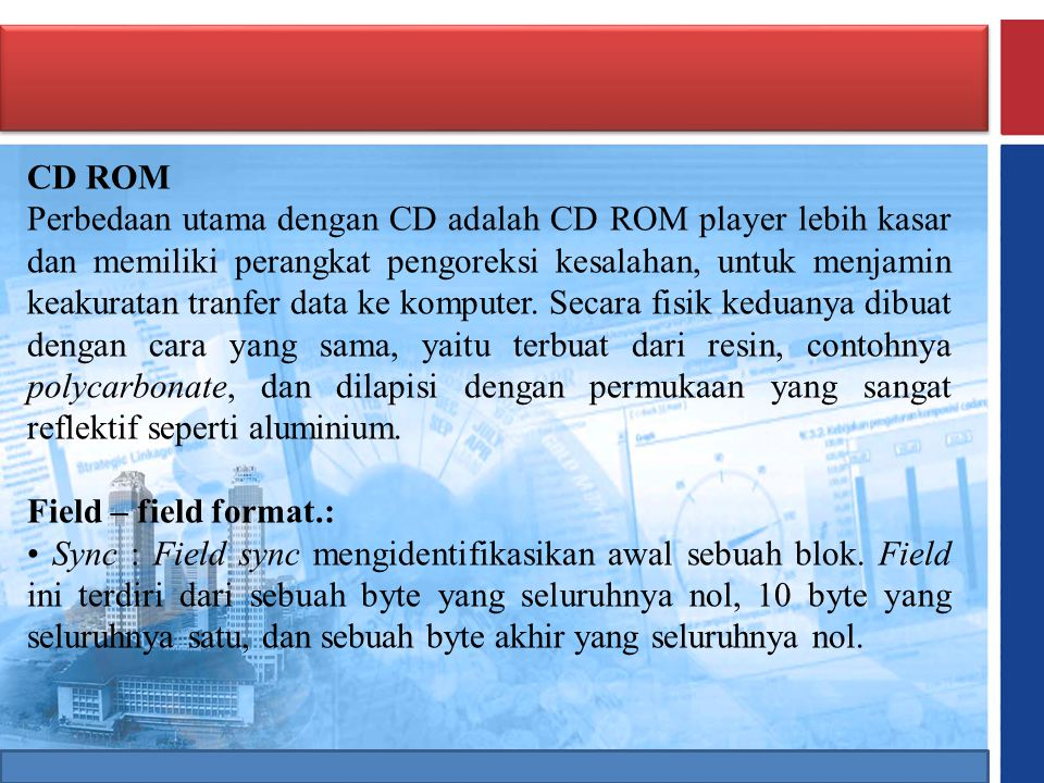 CD ROM