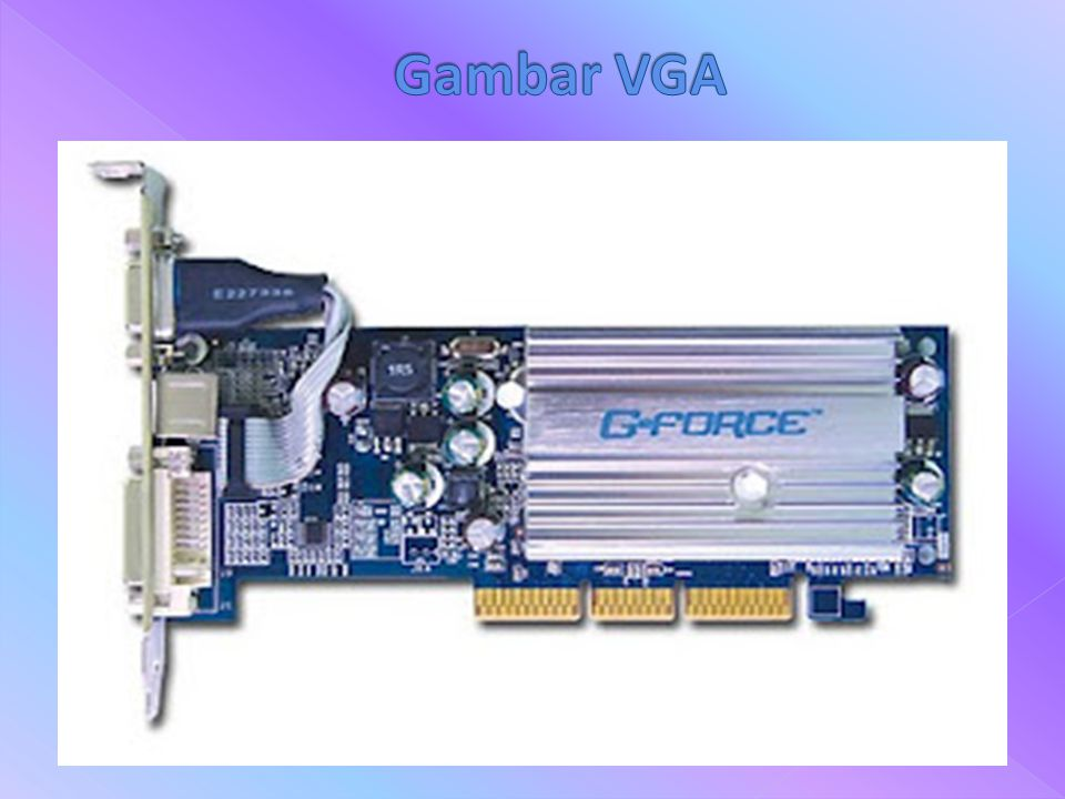 Gambar VGA