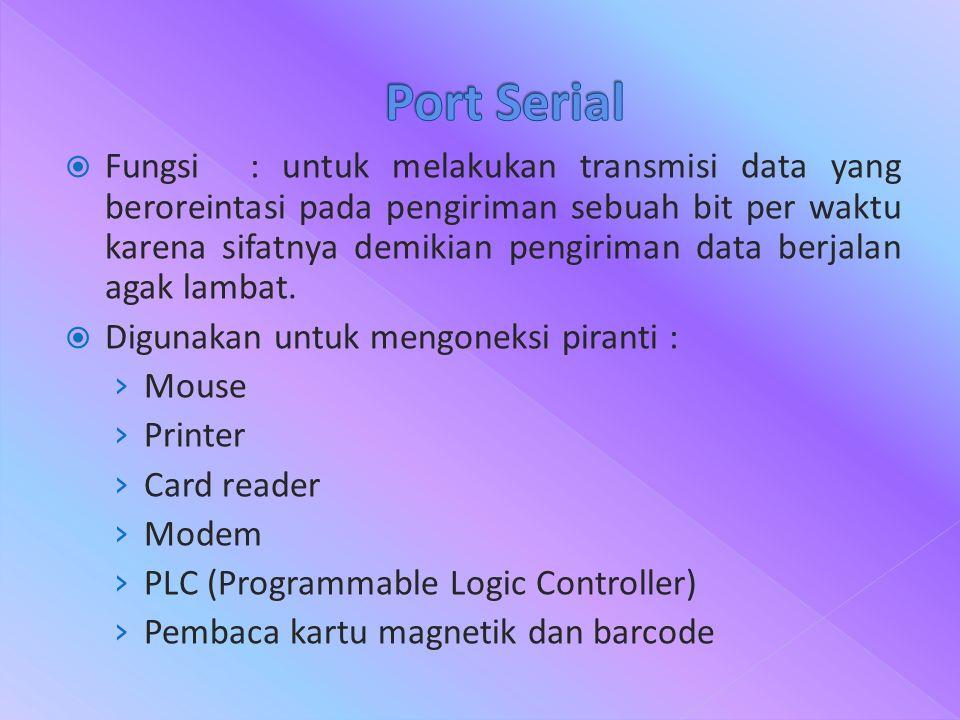 Port Serial