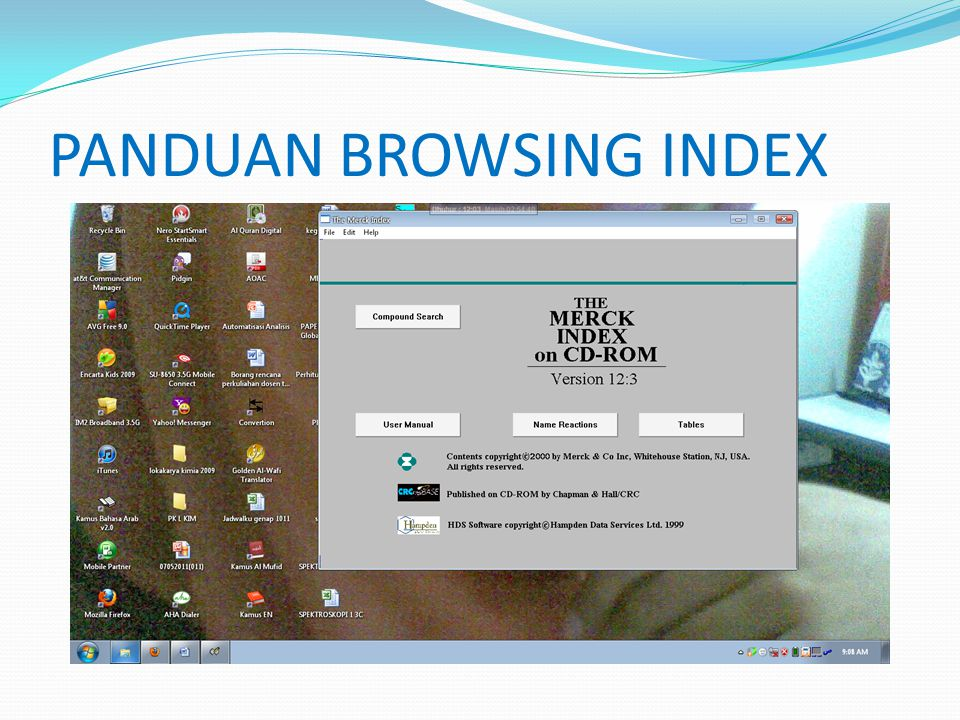 PANDUAN BROWSING INDEX
