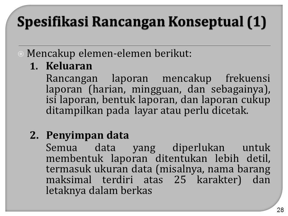Spesifikasi Rancangan Konseptual (1)