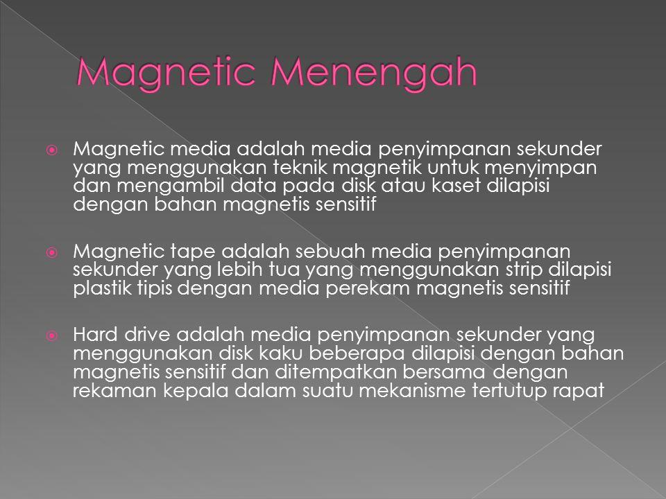 Magnetic Menengah