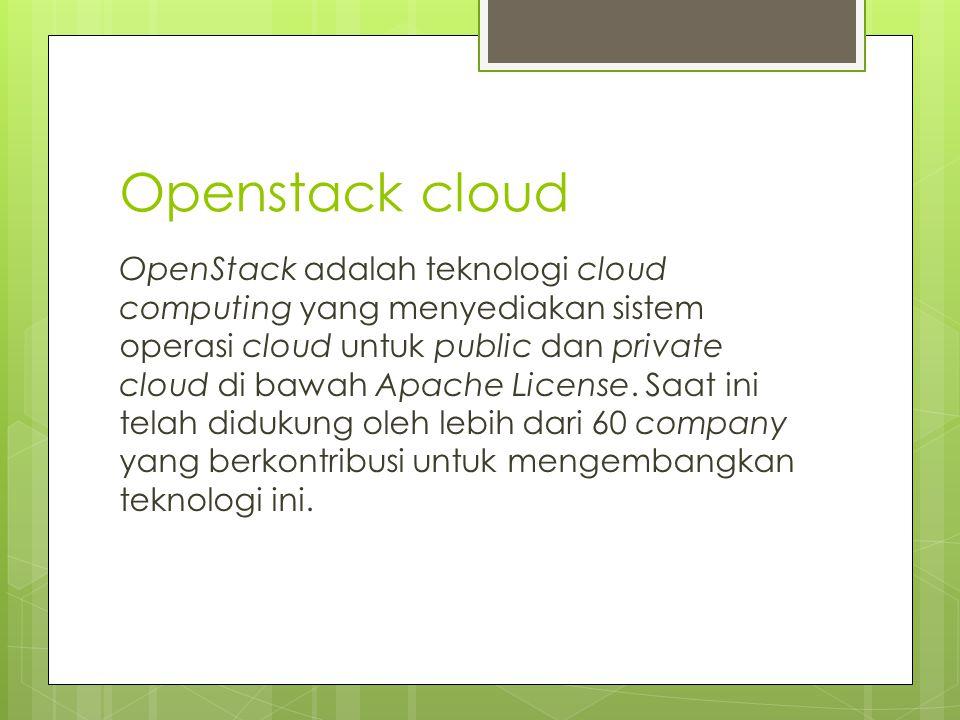 Openstack cloud