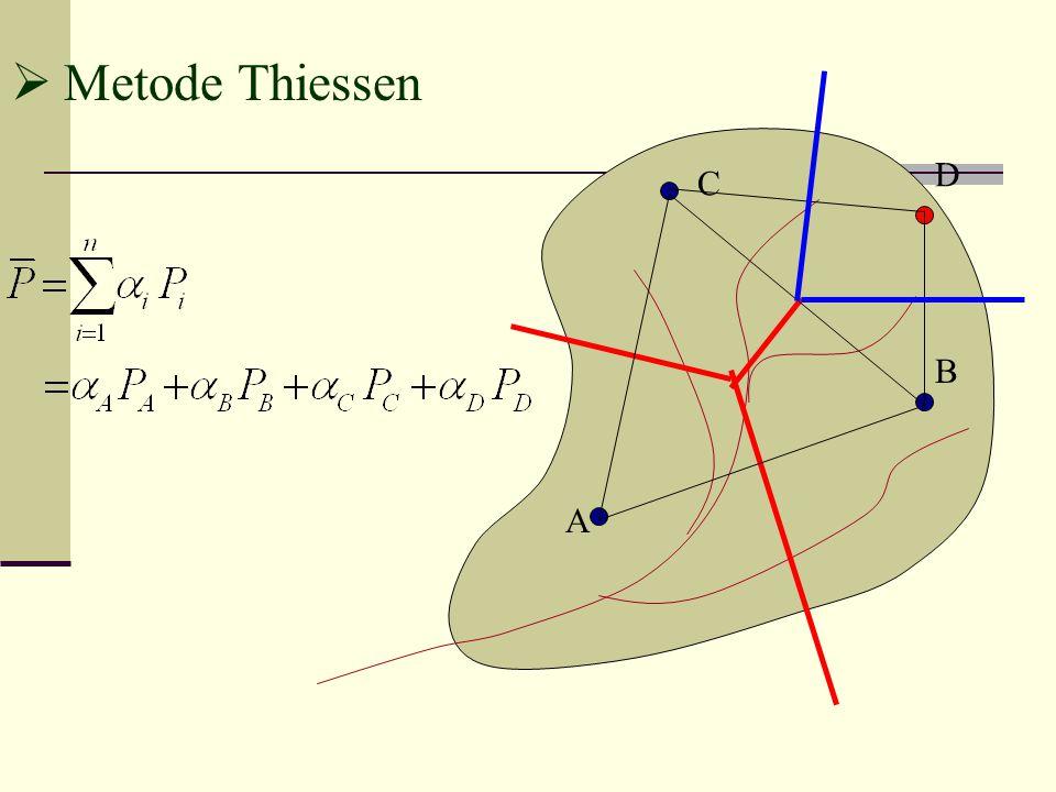 Metode Thiessen D C B A