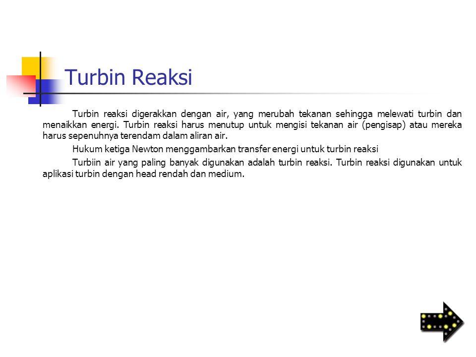 Turbin Reaksi