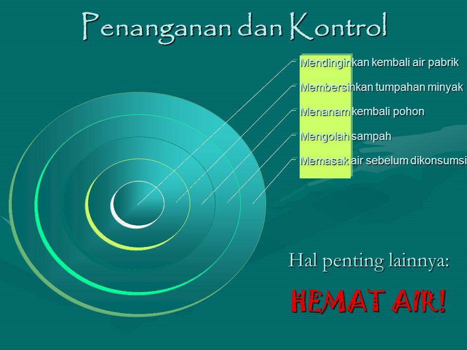 Penanganan dan Kontrol