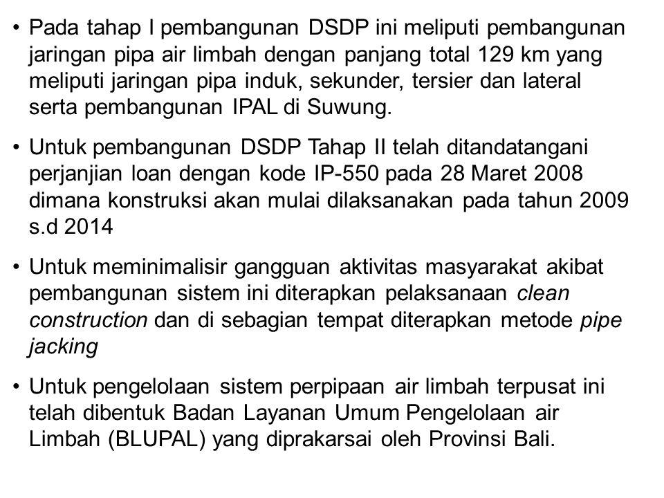 PROFIL DSDP I