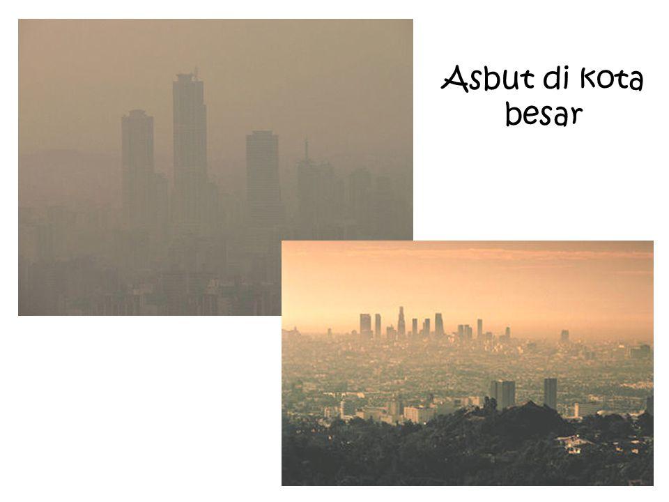 Asbut di kota besar